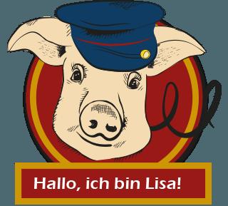 Sauschwänzlebahn Lisa heißt Sie willkommen!